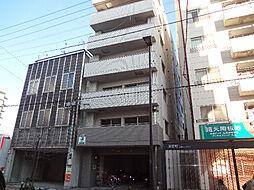 愛媛県松山市河原町の賃貸マンションの外観