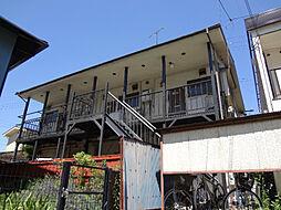 波多腰アパート[2階]の外観