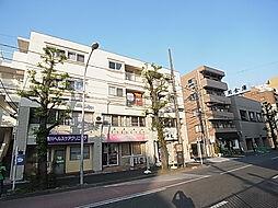 神奈川県横浜市神奈川区西神奈川2丁目の賃貸マンションの外観