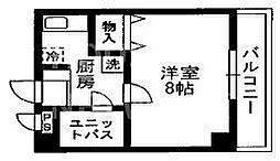 メゾンジョアPART2[312号室号室]の間取り