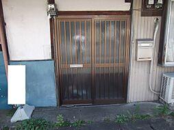 玄関を撮影北側...