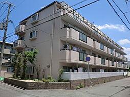 兵庫県尼崎市若王寺2丁目の賃貸マンションの外観
