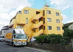 神奈川県川崎市高津区諏訪3丁目の賃貸マンションの外観