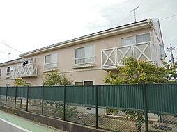 フレグランスゆりE棟[1階]の外観