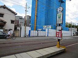 阪堺上町線 北...