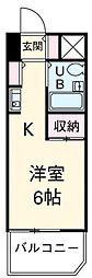 Jフラッツ川口本町[0504号室]の間取り