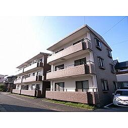 福岡県久留米市宮ノ陣の賃貸マンションの外観