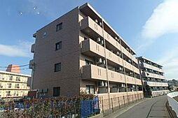 静岡県三島市徳倉2丁目の賃貸マンションの外観