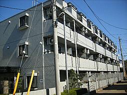 千葉県船橋市中野木2丁目の賃貸マンションの外観