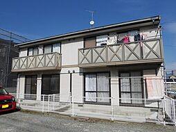 福岡県福岡市博多区板付5丁目の賃貸アパートの外観