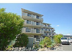 大阪府枚方市宮之阪4丁目の賃貸マンションの外観