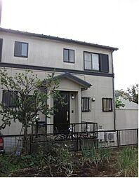 [テラスハウス] 神奈川県横浜市都筑区中川5丁目 の賃貸【/】の外観