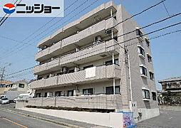 グリーンパレス新栄[2階]の外観