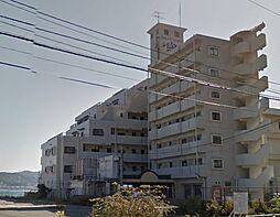 山口県 下関スカイマンション シー・ビュー 満珠[205号室]の外観