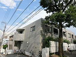 東京都文京区関口3丁目の賃貸マンションの外観