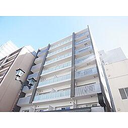 静岡県静岡市葵区駿河町の賃貸マンションの外観