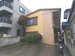 第一志賀荘[2階]の外観
