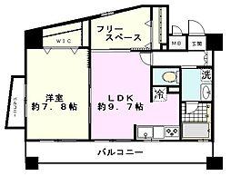 マーサ妙蓮寺2[202号室]の間取り