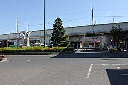 吉川駅ロータリ...