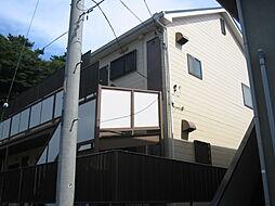 大倉山ハイツエリーナB棟[102号号室]の外観