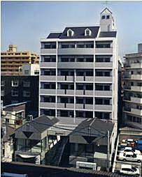 サンセーヌ大名[4階]の外観