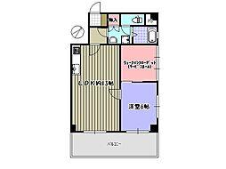 豊光ビル[4階]の間取り