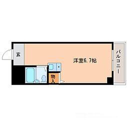 シティライフ8[3階]の間取り