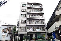 第二竹大ビル[4階]の外観