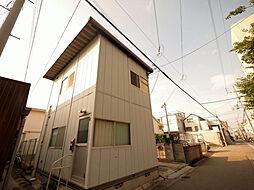 兵庫県神戸市兵庫区中道通4丁目の賃貸アパートの外観