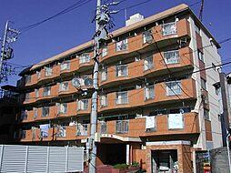 サンハイツ睦[3階]の外観