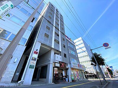外観,1K,面積20.92m2,賃料4.7万円,JR常磐線 水戸駅 徒歩6分,,茨城県水戸市城南