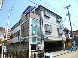 兵庫県西宮市上甲子園1丁目の賃貸マンションの外観
