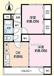 ラフィーネ町田B館4階 町田駅歩12分