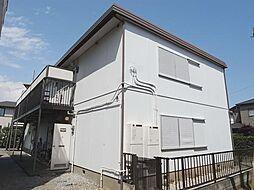 アザリアハイツ[1階]の外観