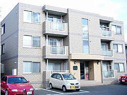 宮城県仙台市青葉区落合4丁目の賃貸マンションの外観