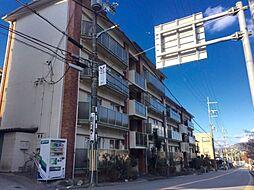 谷田有馬マンション[1階]の外観