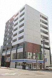 北海道札幌市中央区南六条西6丁目の賃貸マンションの外観