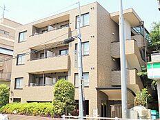 外観/「駒沢大学」駅徒歩2分自由通り沿いの低層マンション