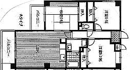 バードヒルズ[1階]の間取り