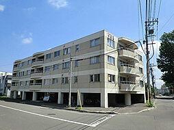 北海道札幌市東区北十一条東11丁目の賃貸マンションの外観