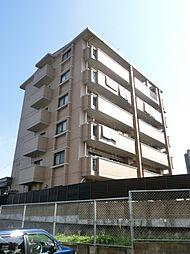 シャルマン塔原[1階]の外観