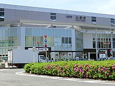 京王電鉄北野駅 距離約1680m