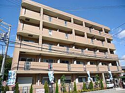 兵庫県神戸市北区谷上東町の賃貸アパートの外観