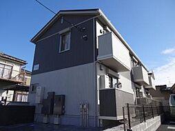 千葉県八千代市村上南2丁目の賃貸アパートの外観