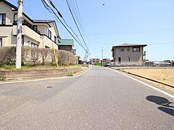 前面北6m道路