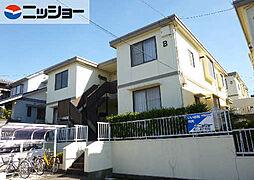 尾崎山ハウスB棟[1階]の外観