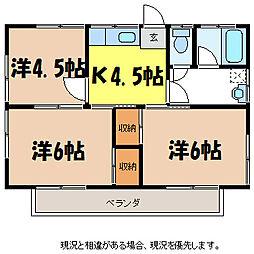 マンション寿[2階]の間取り