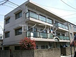 コーポラス豊田[3階]の外観