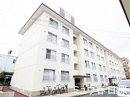 福岡県春日市昇町3丁目の賃貸マンションの外観