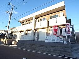 ウィステリア東松戸[101号室]の外観